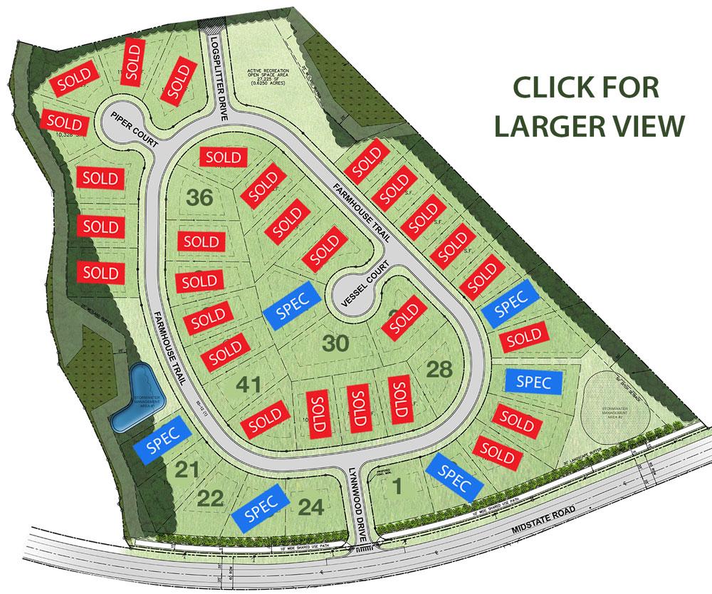 Lynnwood site map
