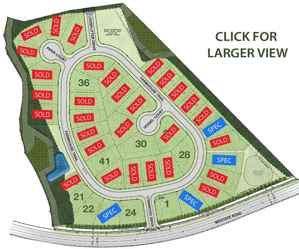 Lynnwood Village Map