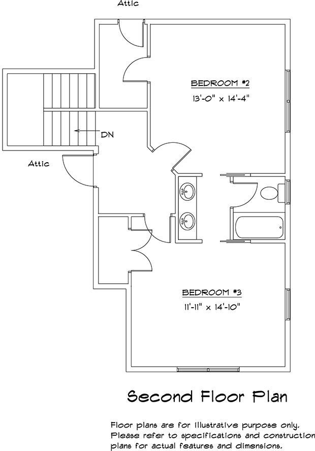 Welsummer Second Floor