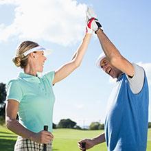 Golf & Hobbies