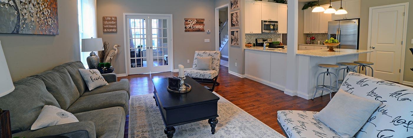 satterfield living room