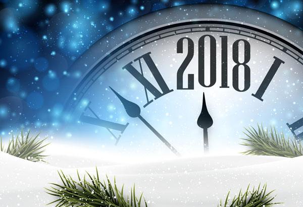 Happy January 2018