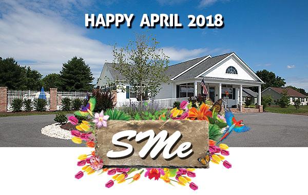 SMe April 2018 newsletter