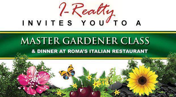 Master Gardener Event