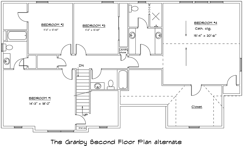 granby alternate second floor