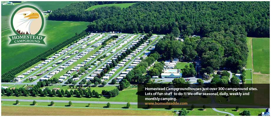 Homestead Campgrounds