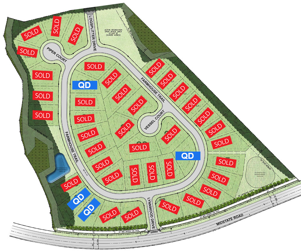 Lynnwood Village Site Map