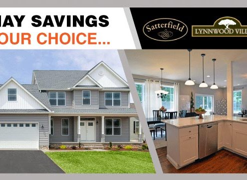 spring savings - pick your incentive