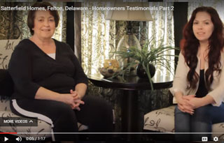 Home owner video testimonial 2