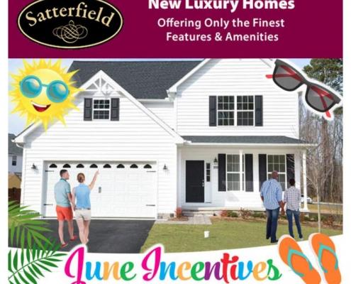Satterfield & Lynnwood Village June Incentives