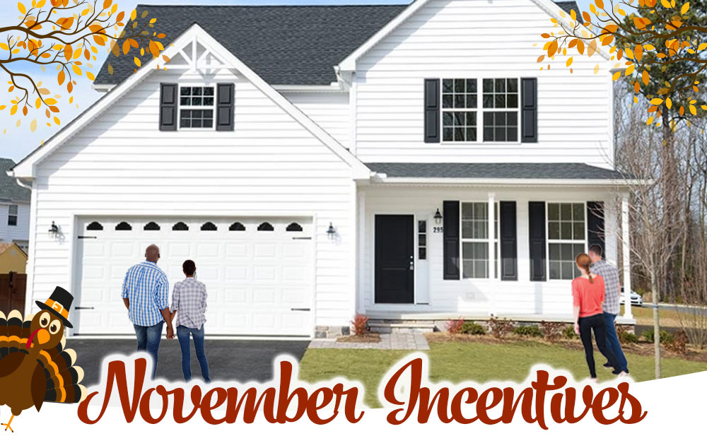 Satterfield November Incentives