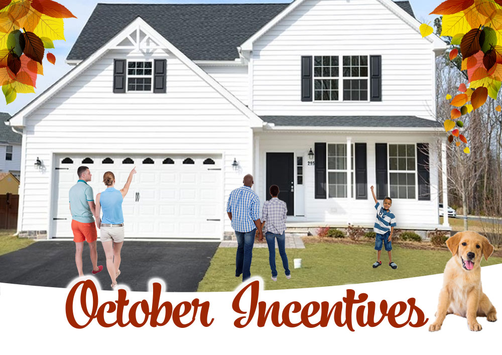 Satterfield & Lynnwood Village October Incentives