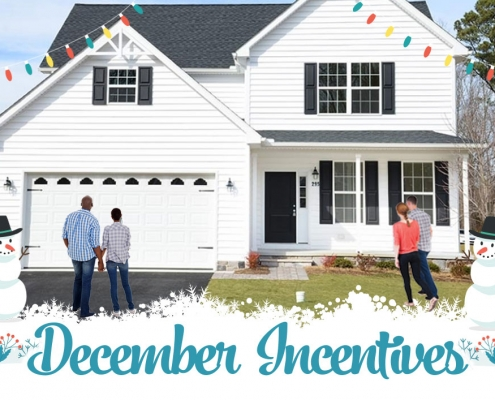 Satterfield December Incentives