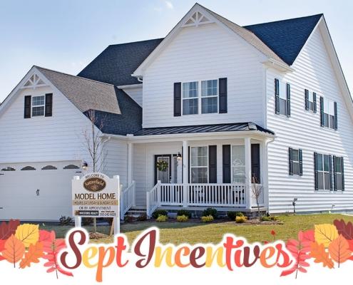 Satterfield September Incentives