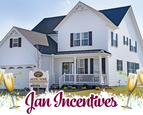Satterfield January Incentives
